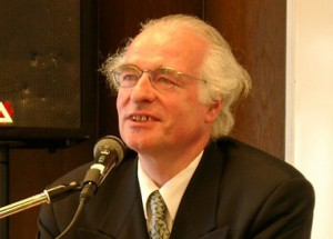 Hans Bohrmann (Foto: Wolfgang Eichhorn)