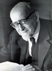 Otto Groth (Quelle: Kieslich/Schütz 1965)