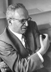 Paul F. Lazarsfeld (Quelle: Paul F. Lazarsfeld-Archiv, Institut für Soziologie, Universität Wien)