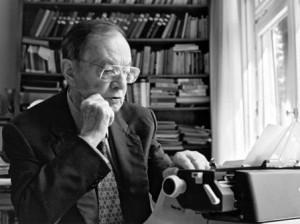Otto B. Roegele (Quelle: Fotoarchiv Rheinischer Merkur)