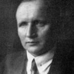 Paul Walter Schöne (Quelle: Volz 1931)