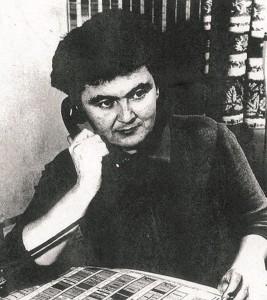 Hertha Sturm (Quelle: Historisches Archiv des SWF)