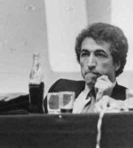 Hamid Mowlana bei der IAMCR-Tagung 1978 in Warschau. Von 1994 bis 1998 war Mowlana dann Präsident der IAMCR (Quelle: Privatarchiv Werner Michaelis).