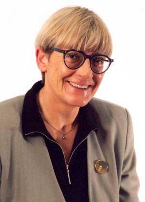 Barbara Baerns (Foto: privat)